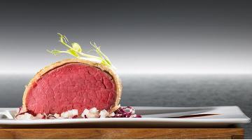 Simmental beef sous videSimmentaler Rind Heikoantoniewicz