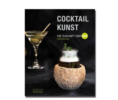Sous Vide Bücher Cocktail Kunst