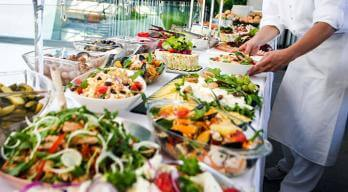 Sous Vide für Catering