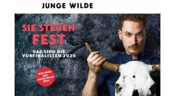 Junge Wilde 2020Junge Wilde2020