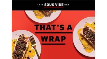 International Sous Vide DaySous Vide Day