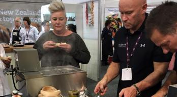 Fine Food NZ Auckland / NeuseelandWildfire Finefood 04