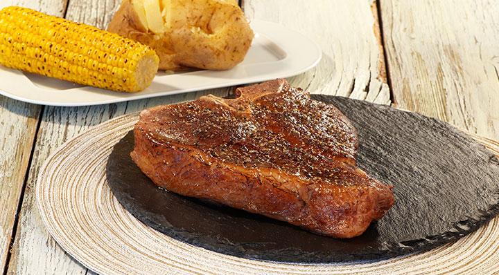 T -bone steak sous videT Bone Steak Heikoantoniewicz
