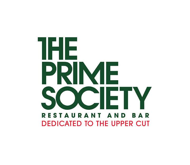 Sous vide restaurant The Prime SocietyThe Prime Society Logo