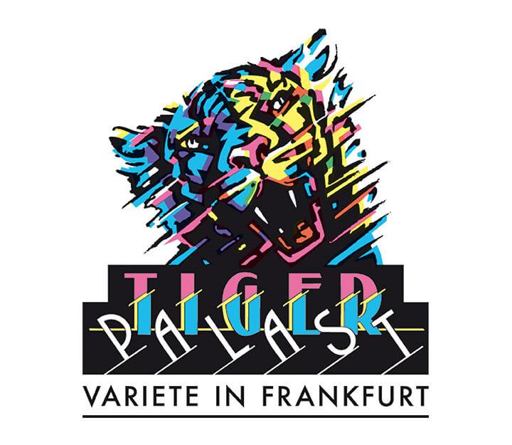 Sous vide restaurant TIGER-GOURMETRESTAURANT Tigerpalast Logo