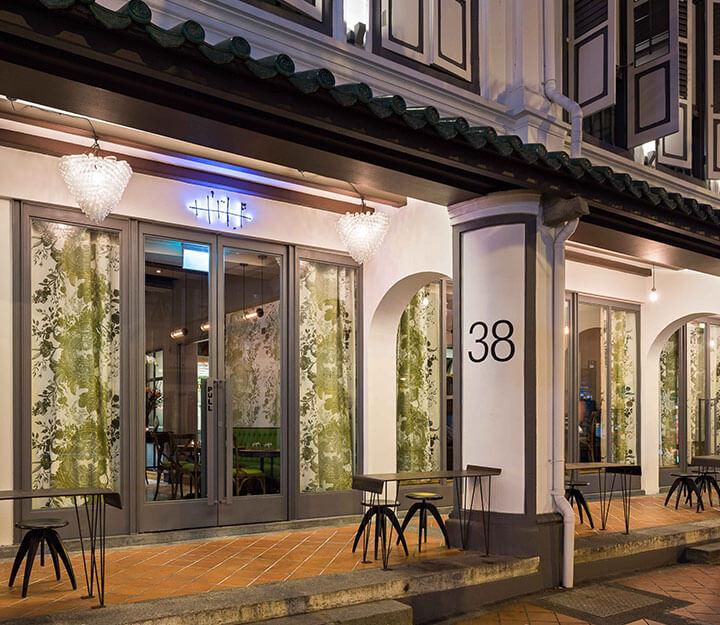 Sous vide restaurant Tippling ClubTippling Club 02